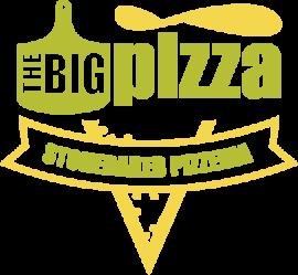 thebigpizzauk | Stonebaked Pizza Logo